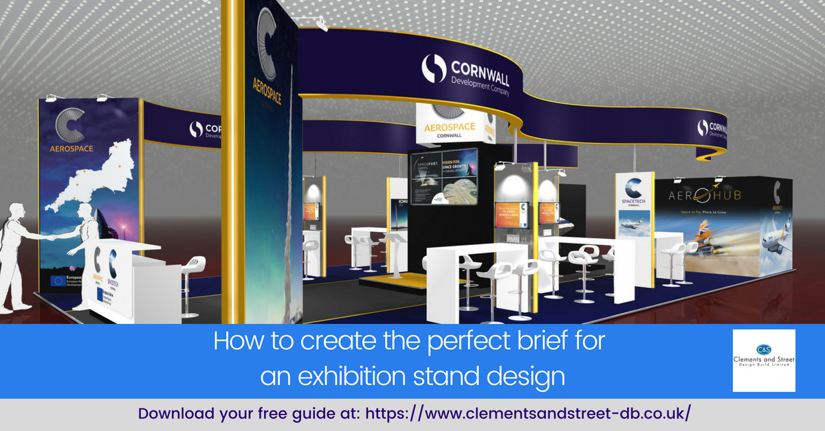Exhibition Stand Free D Model : Top tips for briefing an exhibition stand design